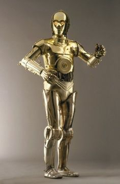 Still of Anthony Daniels in Star Wars: Episode IV - A New Hope (1977)