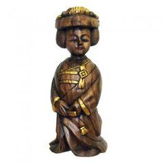 The `Geisha Lady`