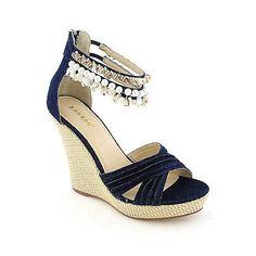 Bamboo #wedge #heels $18