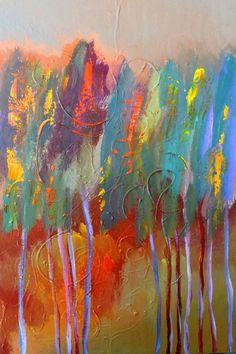 Buy August yields September, Acrylic painting by Veta  Barker on Artfinder…