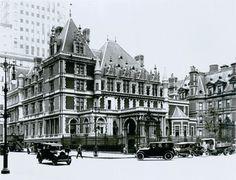 BLOG: The Gilded Age Era: The Cornelius Vanderbilt II Mansion, New York City