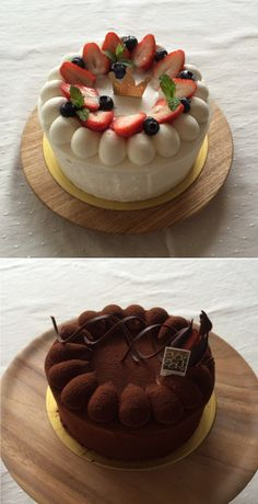 Strawberry and chocolate scale