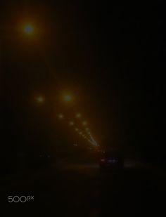 Mist in Avenue - Mist in Avenue