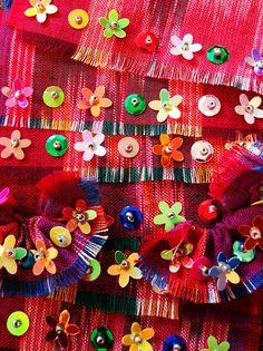 Multicolore Oiseaux Motif Imprimé Poly Coton Hydrofuge recouvert de tissu