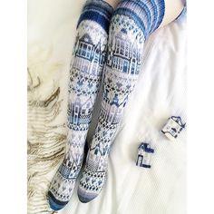 Socks by Victoria Zmeyka