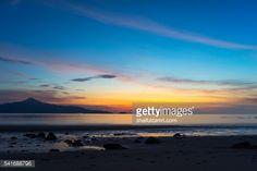 Stock Photo : Majestic morning view in Sibu island, Malaysia