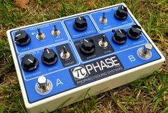 Pi-Phase mk2 dual phase shifter (Mutron Biphase clone) | prophecysound systems