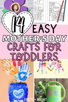 Grandmas Mothers Day Gifts, Homemade Mothers Day Gifts, Diy Gifts For Mom, Mother Day Gifts, Mothers Day Ideas, Homemade Gift For Grandma, Easy Mothers Day Crafts For Toddlers, Easy Mother's Day Crafts, Preschool Mothers Day Gifts