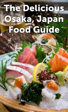 Japan is one of the best countries in the world for food lovers, and Osaka is one of the best food destinations in the country. In this Osaka food guide you'll find 11 of the top Japanese foods to try in Osaka, and which restaurants to try them at.