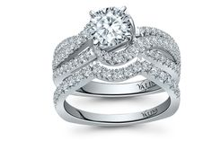 Valina Engagement Rings available at AE Jewelers!