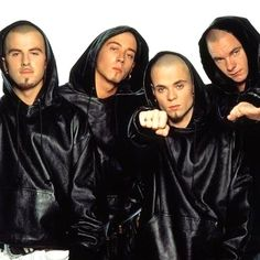 east 17 - their album was my first cd ever!