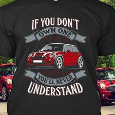 Mini Cooper: If you don't own one, you'll never understand.