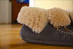 Cozy Acorn slippers