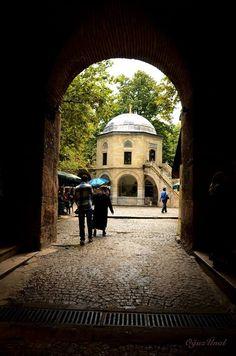 Koza Han - Bursa Oğuz Ünal Ottoman Empire, Istanbul Turkey, Wwi, Old Photos, Taj Mahal, Places To Go, Country, Architecture, World