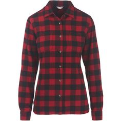 Women's Pemberton Flannel Shirt ❤ liked on Polyvore featuring tops, flannel shirts, shirt top and flannel top