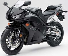 Honda CBR 600RR. I've conquered driving a stickshift, next up is a motorcycle!