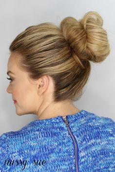 3 Easy 5 Minute Hairstyles