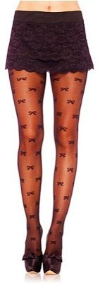Yandy's sexy stockings & hosiery is the ultimate plus one for every occasion! Top off your look with sexy pantyhose, fishnets, or thigh high stockings. Wherever you're going, let your legs do the talking. Stockings Lingerie, Nylon Stockings, Black Pantyhose, Black Tights, Pinup, Pantyhose Brands, Bow Pattern, Shops, Patterned Tights