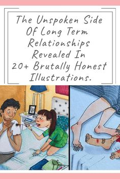 The Unspoken Side Of Long Term Relationships Revealed In 20+ Brutally Honest Illustrations