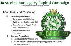 EMPEHI.COM: Legacy Capital Campaign