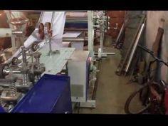 satchel v - bottom Paper Bag Making Machine / fully automatic paper bag ...