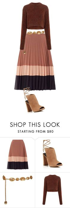 """""""my first set with the app!"""" by eiliana ❤ liked on Polyvore featuring Miss Selfridge, Kenneth Cole, Chanel and TIBI"""