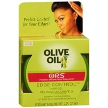 Organic Root Stimulator Olive Oil Edge Control Hair Gel. Pick It Up At Target, Walmart, Walgreens. Really Great Stuff!