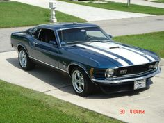 1970 Ford Mustang Mach-1