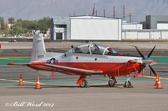 Raytheon T-6B Texan II cnPN-216 USN 166225