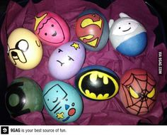 Cosplay eggs