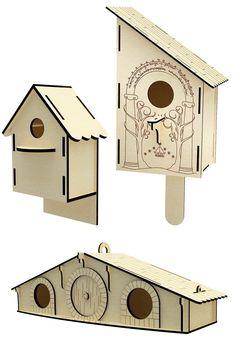 vector cut file,cnc patterns,laser cut vector,Home Decor,file for laser Bird feeder wooden Birdfeeder cnc pattern
