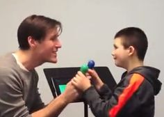 This music therapy and Autism video shows you how to use simple percussive instruments to help children with special needs.  These are the same instruments I include in my DVD and Music Kit for Special Needs.  #MusicTherapist #musictherapyforautism #autismtherapy