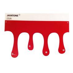 Porta Toalha Jayatone Vermelho