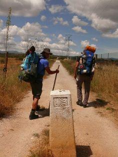 Castrillo de los Polvazares   (Camino de Santiago)   Spain