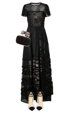 """""""Sin título #1946"""" by mrs-malfoy ❤ liked on Polyvore featuring Jason Wu, Christian Louboutin, Alexander McQueen, AlexanderMcQueen, christianlouboutin and JasonWu"""
