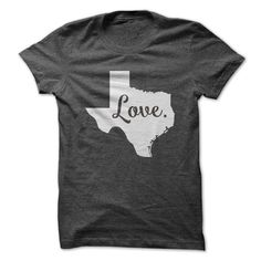 #Funnytshirts... Awesome T-shirts  Price :$19.00Purchase Now  Low cost Codes View photographs & pictures of Love Texas t-shirts & hoodies:When you don't completely love our design, you possibly can SEARCH your favourite one through the use of search bar on the...