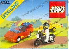 LEGO 6644 Road Rebel Image 1