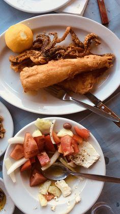 Salzsammeln in Griechenland und ein natürlicher Spa Besuch inklusive! – Küchentalk mit Lilli Rosa See, French Toast, Mexican, Breakfast, Ethnic Recipes, Party, Food, Grilled Cod, Salt