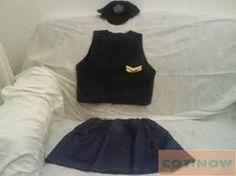 Resultado de imagen para disfraz mujer policia