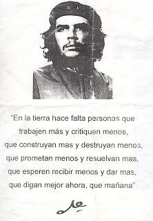 Che Quevara, Wisdom Quotes, Me Quotes, Che Guevara Quotes, Viva Cuba, Ernesto Che, Political Posters, Positive Mind, Faith In Humanity