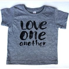 | Love One Another | @mamasaidtees