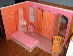 The second Barbie Dream House.  I have the first Dream House, Fashion Shop, Barbie College, and the Little Theater in near mint condition.  Wish I had the Skipper School.