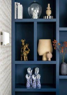 Bookcase, Shelves, Interior Design, Modern, Home Decor, Nest Design, Shelving, Trendy Tree, Decoration Home