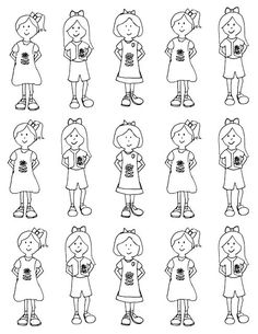Girl Scouts Troop Meeting Rules and Responsibilities Chart