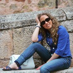 Have you seen my blog?  www.ideassoneventos.com #ideassoneventos #imagenpersonal #imagen #moda #ropa #looks #vestir #fashion #outfit #ootd #style #tendencias #fashionblogger #personalshopper #blogger #me #streetstyle #postdeldía #blogsdemoda #instafashion #instastyle #instalife #instagood #instamoments #job #myjob #currentlywearing #clothes #casuallook #azulklein