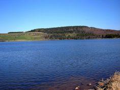 Le lac de Saint-Front.