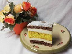 Lipcsei szelet 🥞 Evo, Vanilla Cake, Sweet Recipes, Tiramisu, Food And Drink, Ethnic Recipes, Oreos, Tiramisu Cake