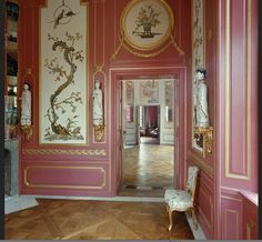 Chinese Pavilion at Drottningholm Sweden courtesy of World of Interiors May 1996