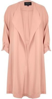 River Island Womens Pink duster jacket - $130.00