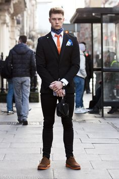 London Collections Men AW14